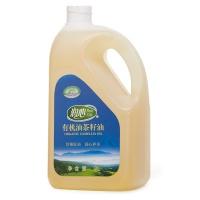 润心有机油茶籽油2L