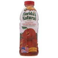 美国进口佛罗瑞达苹果汁1L