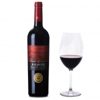 智利豪华碧桃丝经典窖藏红葡萄酒 750ml