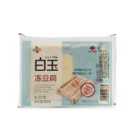 白玉冻豆腐盒装385g