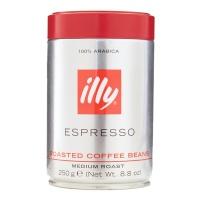 意大利illy中度烘焙咖啡豆250g