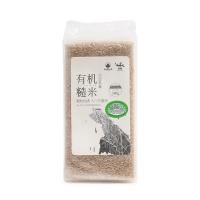 大地厨房三江平原有机糙米500g