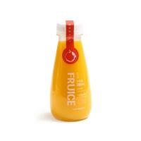汲果100%鲜榨橙汁280ml