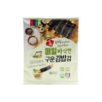 韩国三海名家包饭用海苔20g(全型10张)