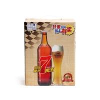 泰山原浆啤酒720ml*6