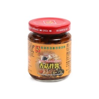 台湾度小月香菇拌酱130g