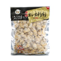 周伟冷冻熟制蛤蜊肉(非真空)320g