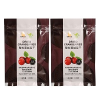自然果实整粒蔓越莓干100g*2