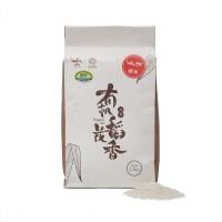 春播五常有机稻花香大米2.5kg