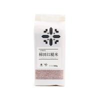 大地厨房云南哈尼梯田有机红糙米(红米)500g
