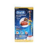 德国欧乐B儿童充电型电动牙刷汽车总动员(3-7岁)