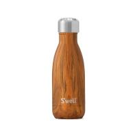 美国Swell木纹系列不锈钢保温瓶260ml - 柚木