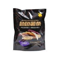 自然果实黑胡椒味色色薯条80g