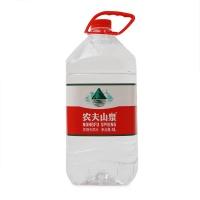 农夫山泉饮用天然水4L