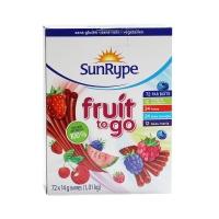 桑莱普多口味水果条组合装1.01kg