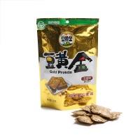 豆黄金蒙山豆干五香味120g
