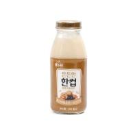 韩国偶乐杯黑豆核桃&扁桃仁豆奶饮料200ml