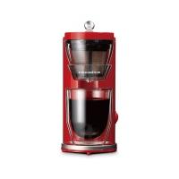 日本丽克特咖啡机复古红