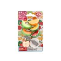 日本iwako切片水果玩具橡皮
