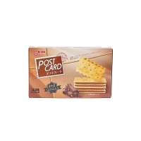日清3+2系列夹心饼干巧克力味192g