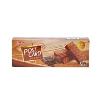 日清威化饼干巧克力味100g