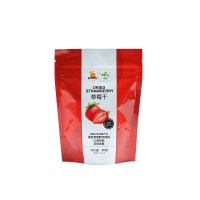 自然果实无硫草莓干80g