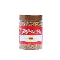 福来康泰有机黄金亚麻籽(熟制)500g