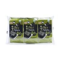 春播韩国直采橄榄油低钠海苔12g(4g*3)