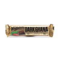 惠特克加纳黑巧克力50g