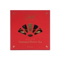 茶里四季花茶礼盒110g(红色)