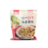 韩国海地村泡菜圆饺500g
