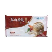 蒙古羊肉虾仁蒸饺460g