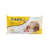 蒙古羊肉胡萝卜蒸饺460g