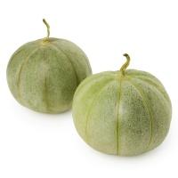 安心优选绿宝香瓜4个(单果200-300g)