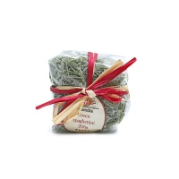 意大利直采玛蕾拉手工蔬菜绿色短直条意面200g