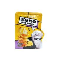 碱体达人海盐芝士味减压脆片100g