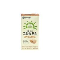 韩国延世高钙核桃扁桃仁豆奶饮料190ML