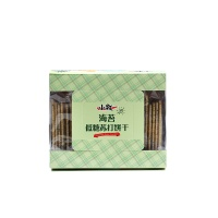 小牧低糖苏打饼干海苔口味412g
