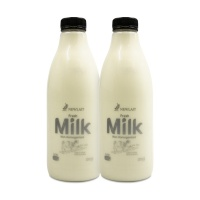 新西兰纽兰特巴氏杀菌乳全脂1L×2