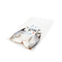 春播冰鲜水产鲳鱼(460-520g)2只装