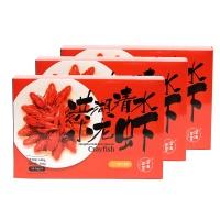 2019年深海食堂十三香小龙虾600g×3