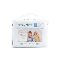 Eco by Naty尿不湿 4-9KG 30片