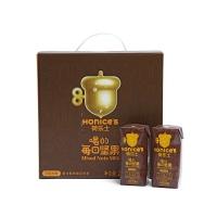 可以喝的每日坚果巧克力味饮料200ml×12