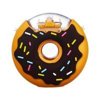 甜甜圈水壶380ml 巧克力色