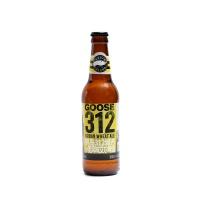 鹅岛312城市小麦风味艾尔啤酒355ml