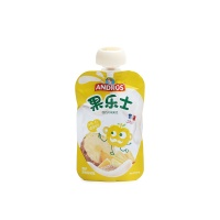 果乐士菠萝酸奶风味果泥90g