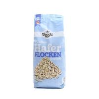 Bauckhof有机即食不含麸皮纯燕麦片475g