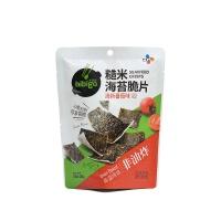 必品阁糙米海苔脆片清新番茄味20g