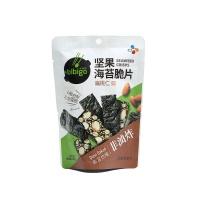 必品阁坚果海苔脆片扁桃仁味20g