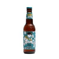 高大师婴儿肥茉莉花茶拉格啤酒330ml